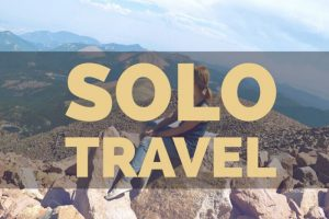 Solo Travel - Global Storybook