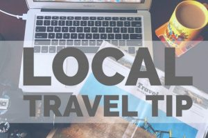 Local Travel Tip - Global Storybook