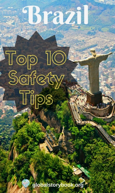 Brazil Top 10 Safety Tips - Global Storybook
