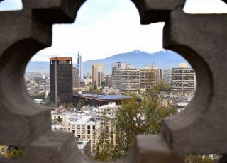 5 Best Viewpoints in Santiago