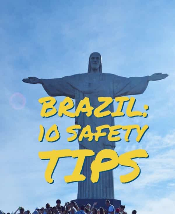 Brazil: Ten Safety Tips