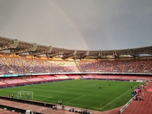 Stadio San Paolo (August 2013)