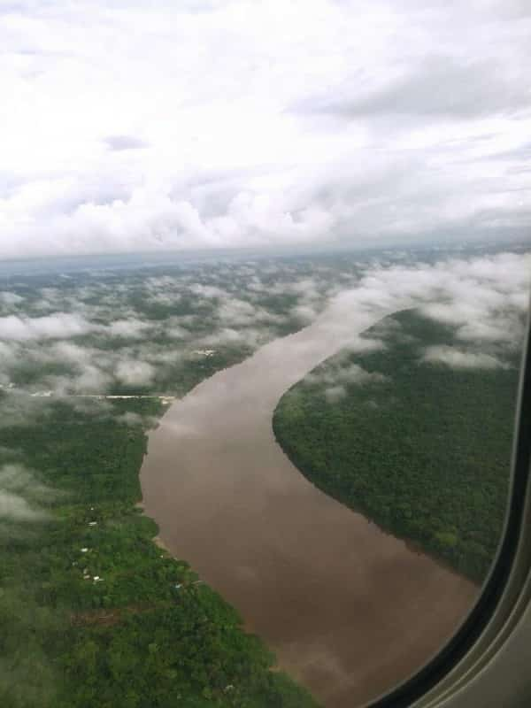 First glimpse of Guyana