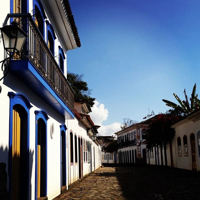 Historic Centre of Paraty