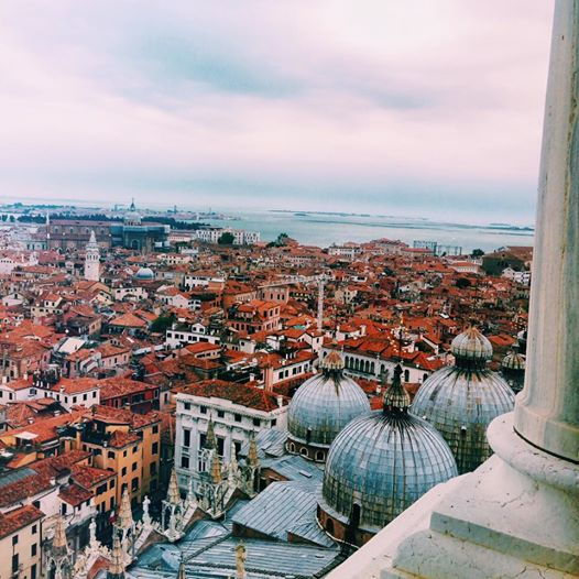 The View From St Mark's Campanile