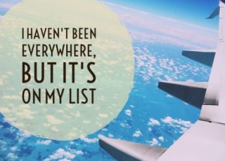 9 most cliche travel quotes