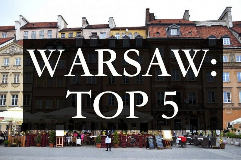 Warsaw Top 5 Sights