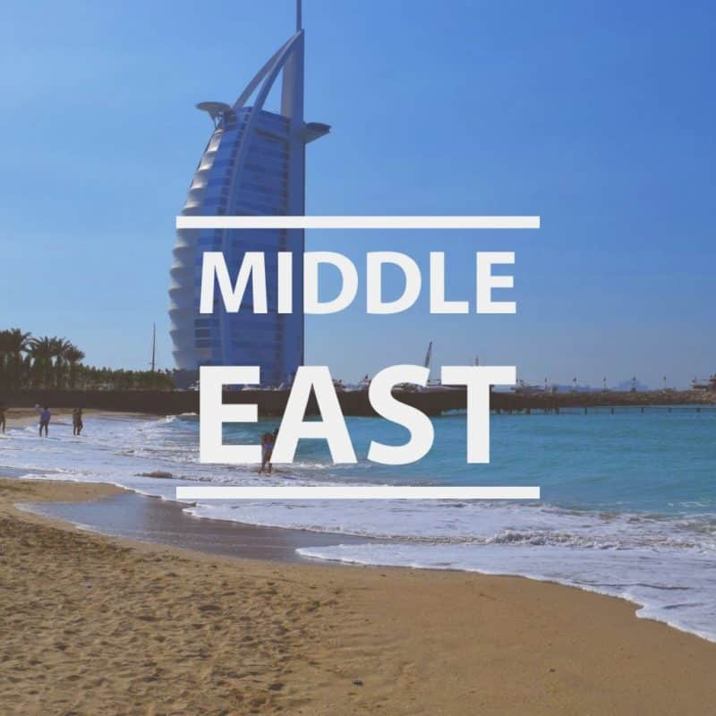 Middle East - Global Storybook