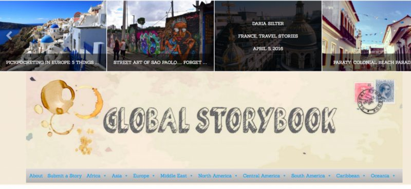 Join Our Team - Global Storybook