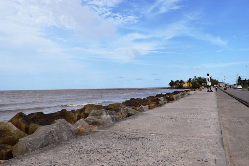 Seawall, Georgetown, Guyana - Global Storybook