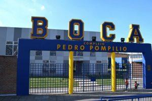 Estadio Boca - Global Storybook