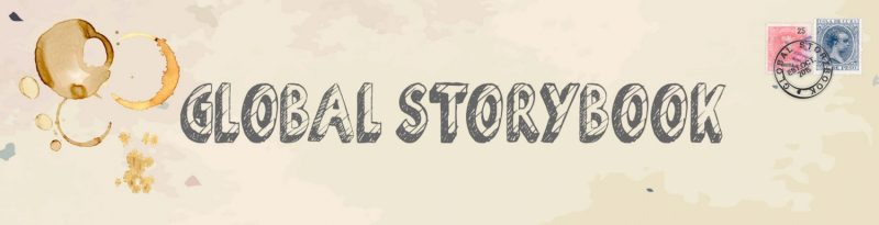 Leave your footprint in the Global Storybook..