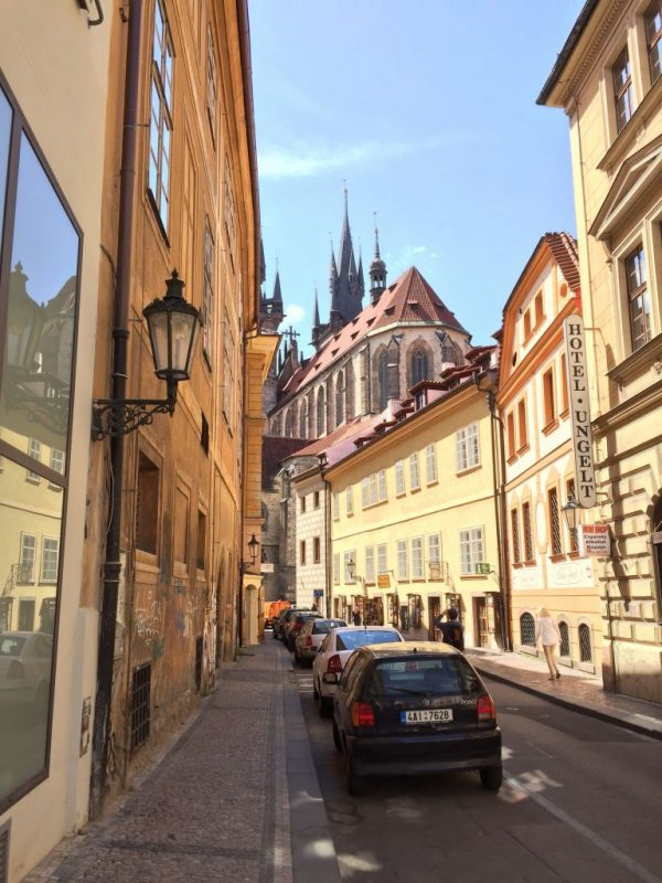 Spring in Prague - Global Storybook