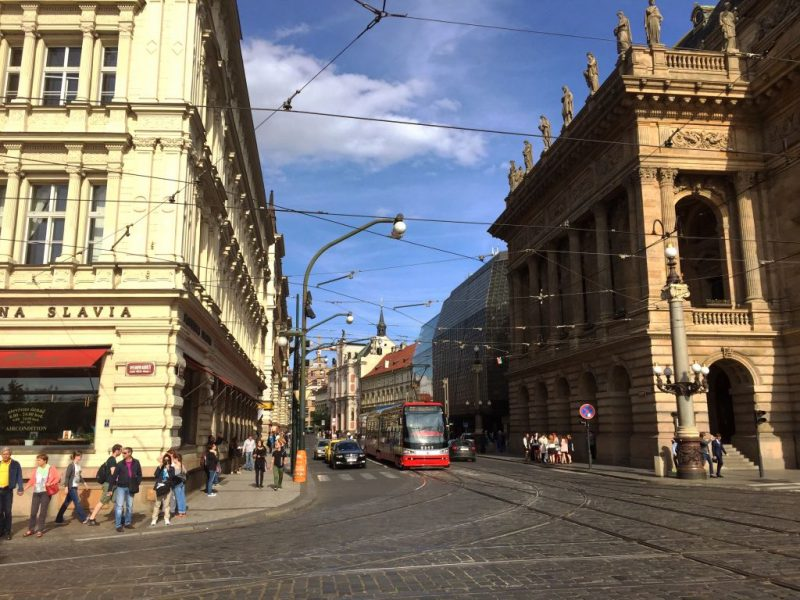 Streets of Prague - Global Storybook