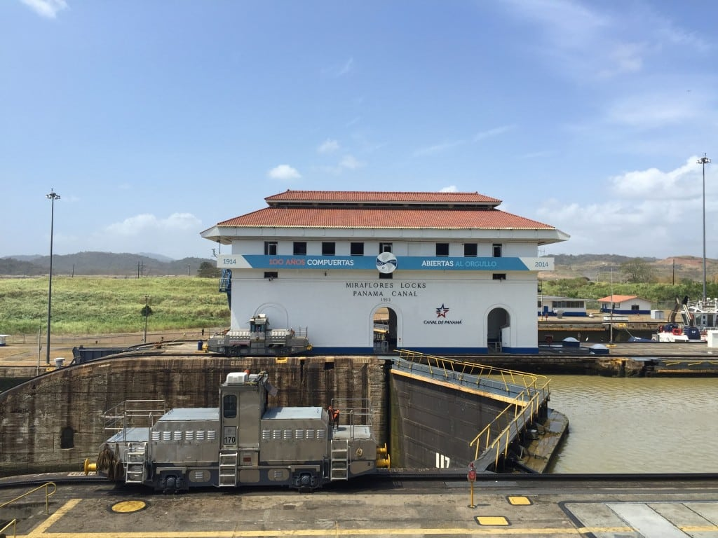 Panama Canal- Global Storybook