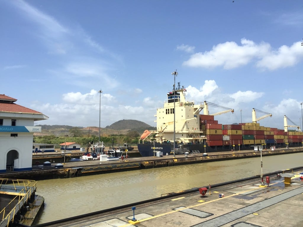 Panama Canal - Global Storybook