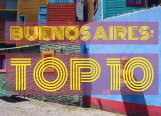 Buenos Aires: Top 10 Sights - Global Storybook