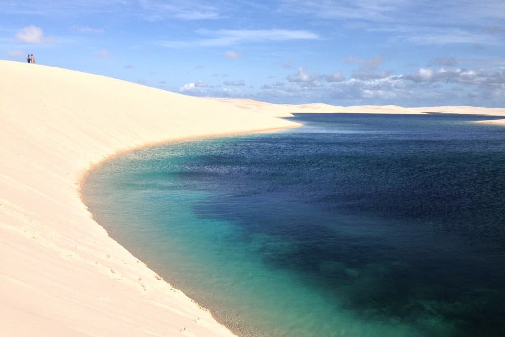 The Surreal Lençóis Maranhenses National Park