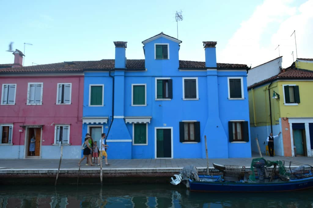 Burano, Italy - Global Storybook