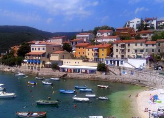 "Rabac – ""The Pearl of The Kvarner Bay"""