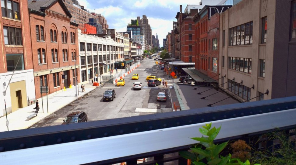 High Line, New York City, NYC - Global Storybook