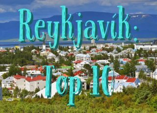 Reykjavik: Top 10 Sights - Global Storybook