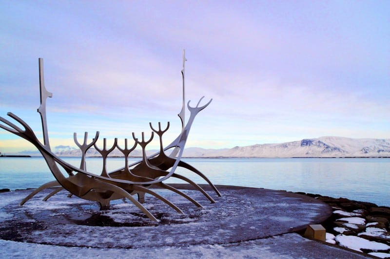 Sun Voyager iceland