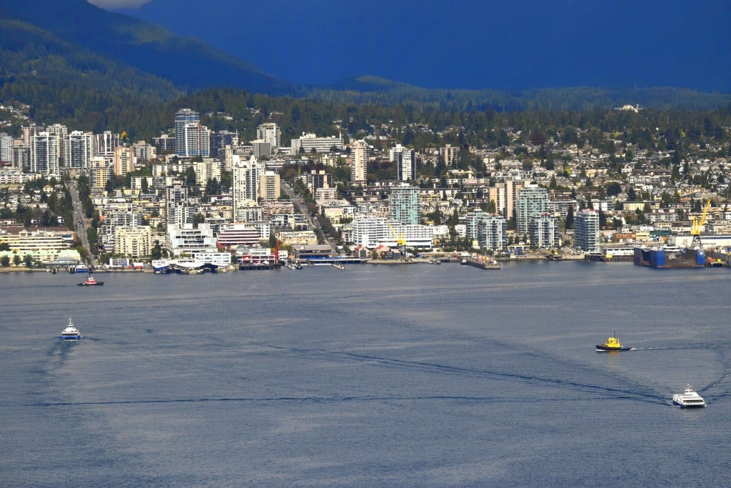 False Creek Ferries, Vancouver - Global Storybook