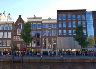 Anne Frank House, Amsterdam, Netherlands