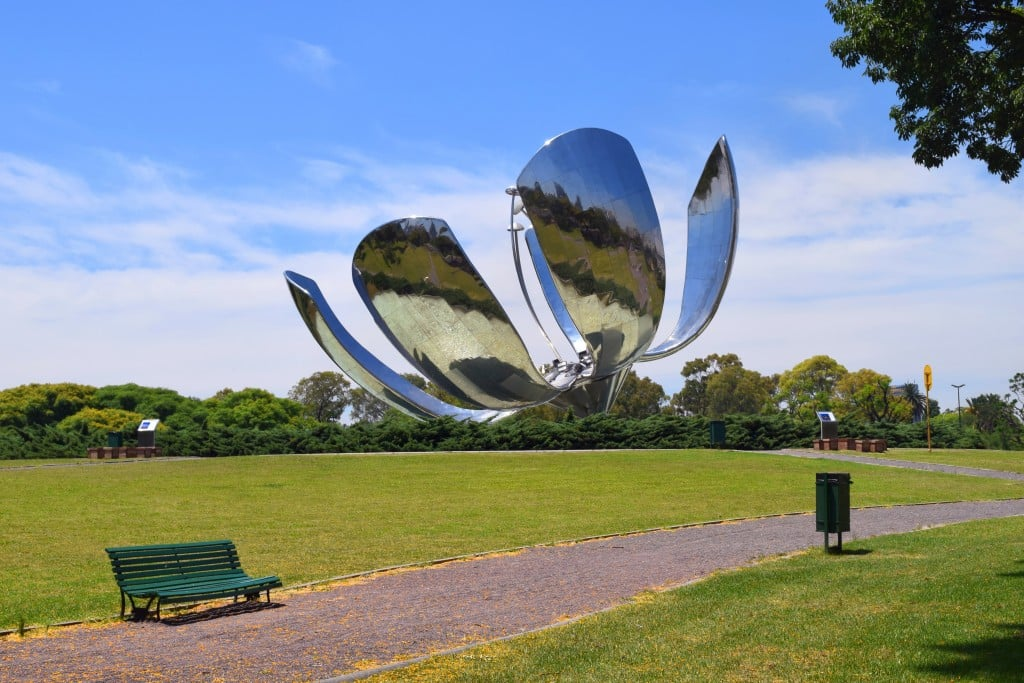 Floralis Generica, Buenos Aires, Argentina - Global Storybook