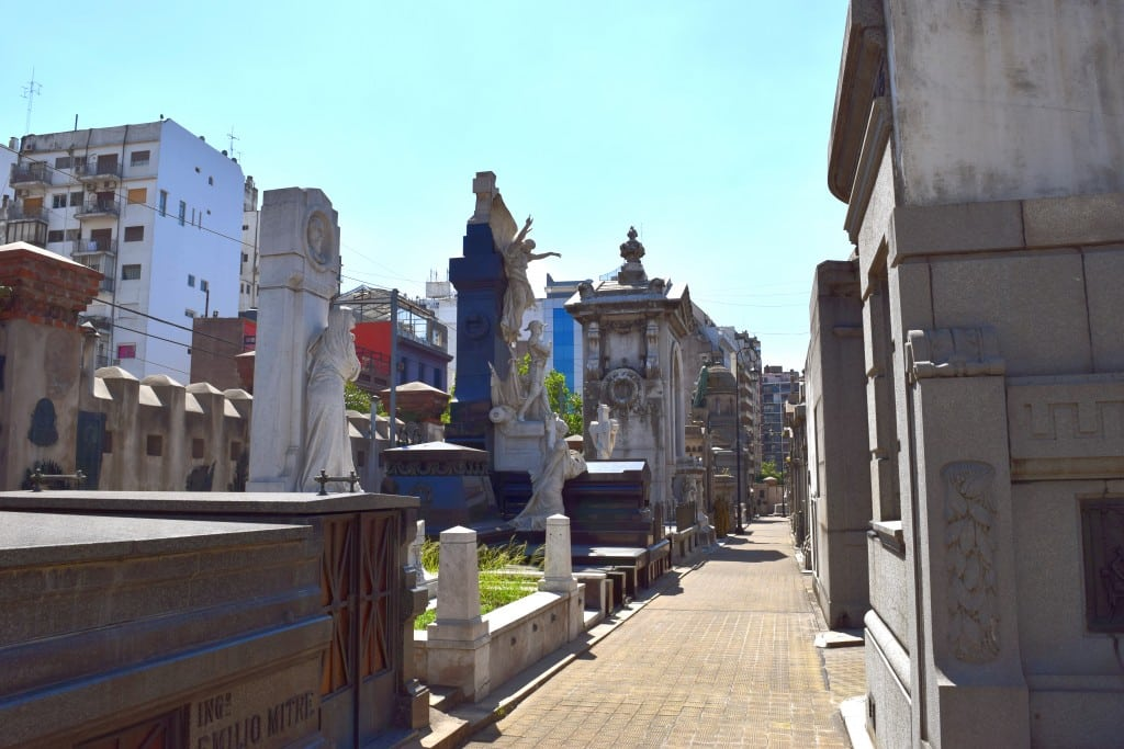 Recoleta Cemetery, Buenos Aires, Argentina - Global Storybook