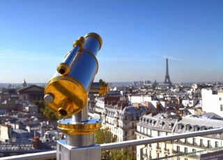 Two Days in Paris: Guide To The Best Panoramic Sights