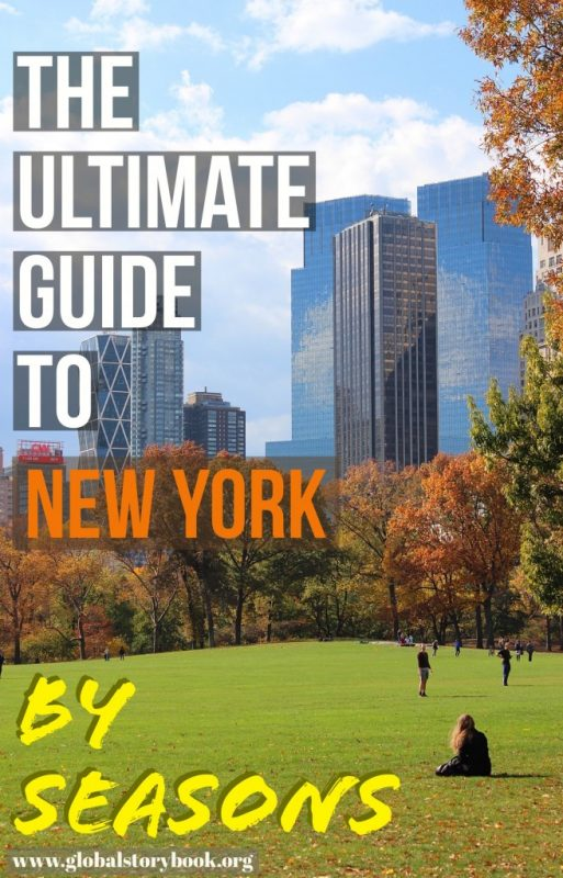 The Ultimate Guide to New York by Seasons