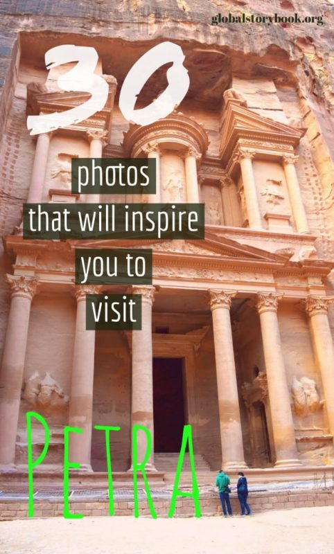 30 photos that will inspire you to visit Petra