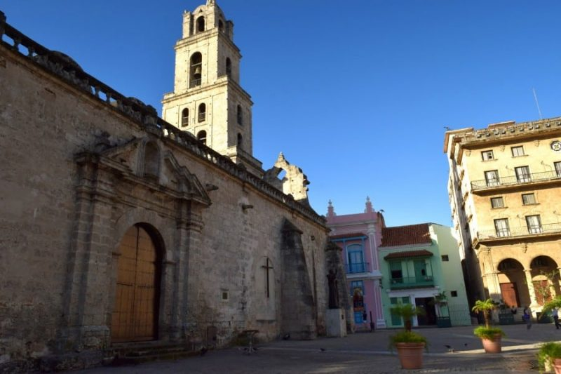 Plaza de San Francisco de Asis, Cuba, Havana - Global Storybook