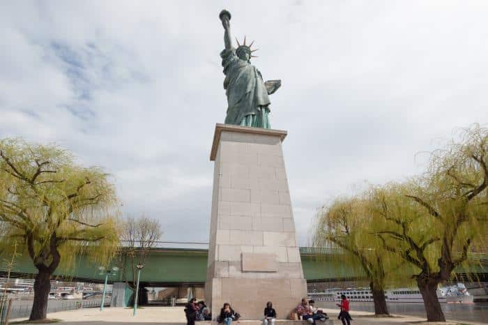 Statue of Liberty, Paris - Global Storybook