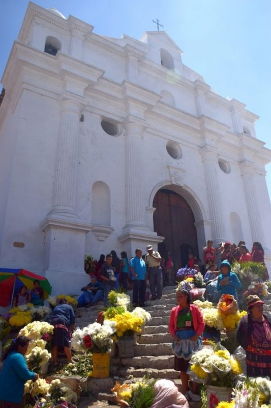 Chichicastenango Church, Guatemala