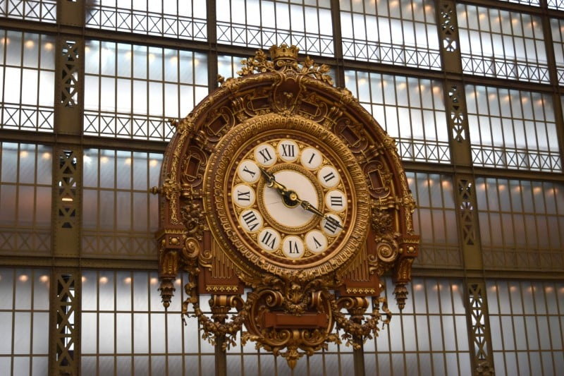 Musee d'Orsay, Paris - Global Storybook