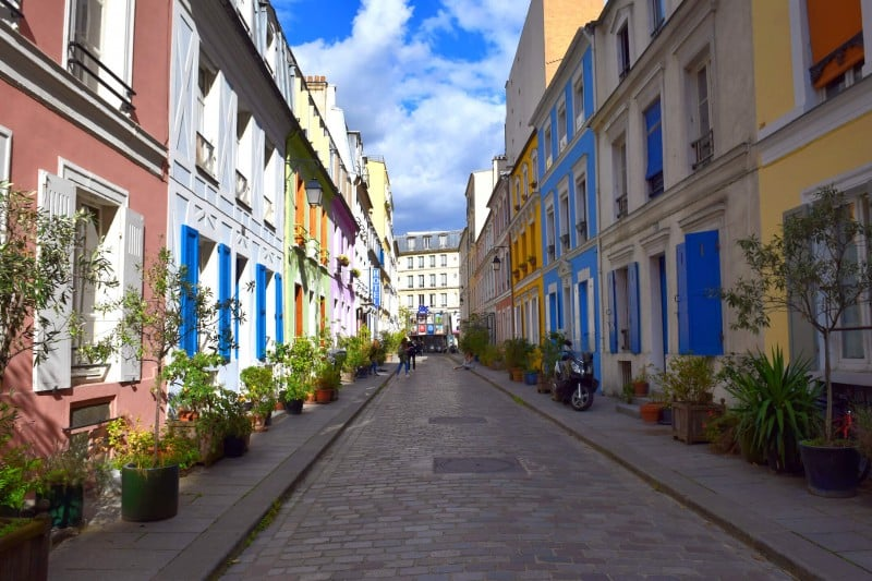 Rue Cremieux, Paris - Global Storybook