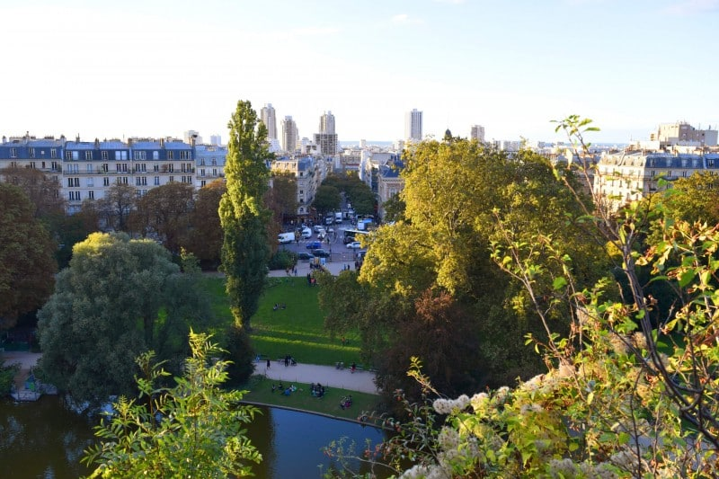 Parc des Buttes-Chaumont, Paris - Global Storybook