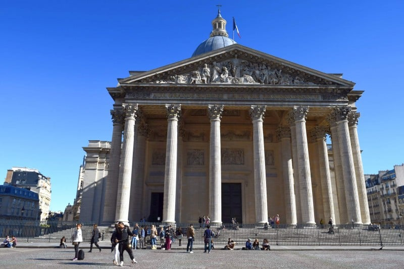 Pantheon, Paris - Global Storybook
