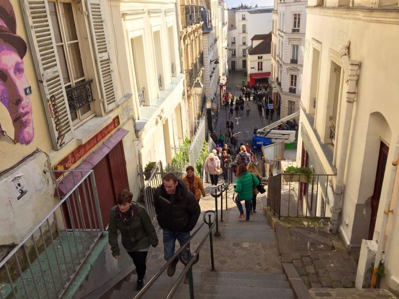 Montmartre, Paris - Global Storybook