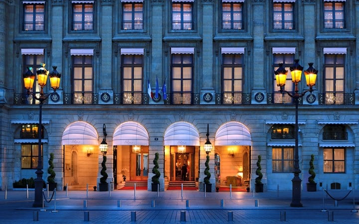 Ritz Hotel, Paris - Global Storybook