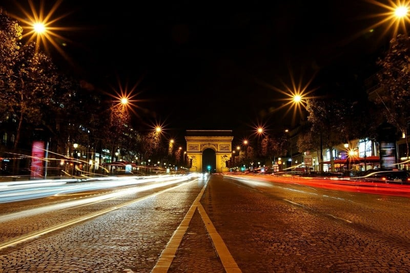 Arc de Triomphe, Paris - Global Storybook