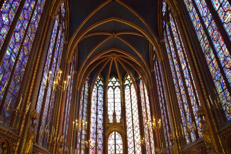 Sainte Chapelle, Paris - Global Storybook