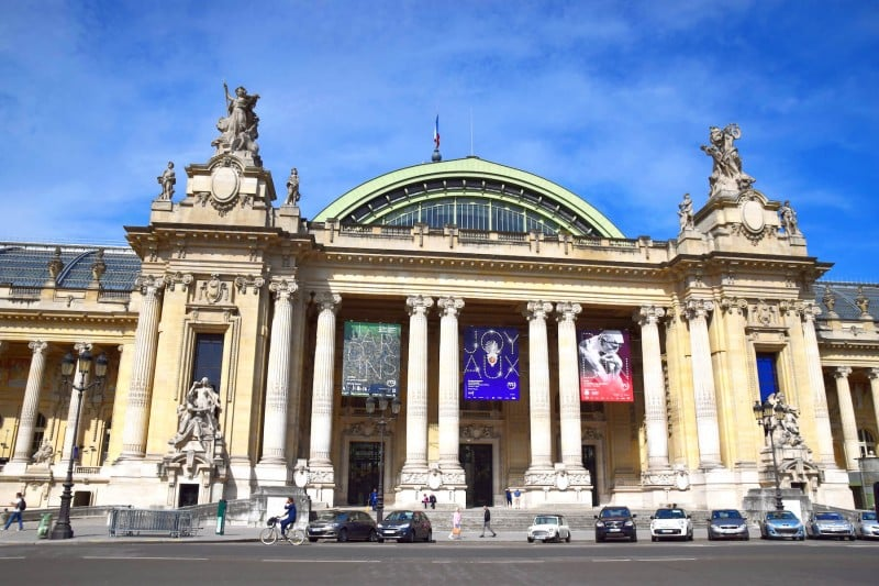 Grand Palais, Paris - Global Storybook