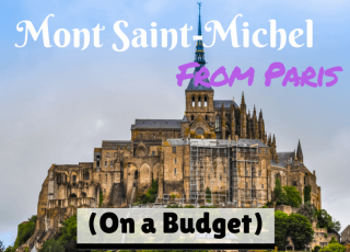 Mont Saint-Michel cover