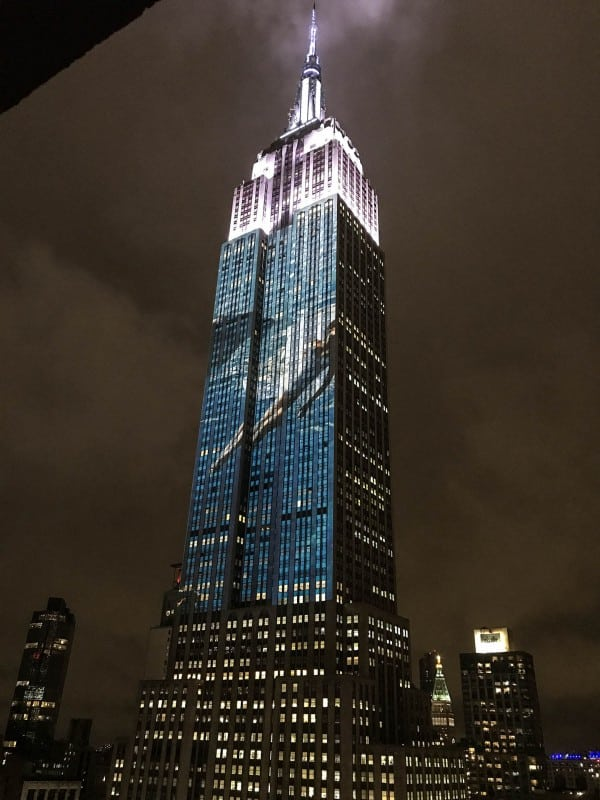 Empire State Building, New York City - Global Storybook