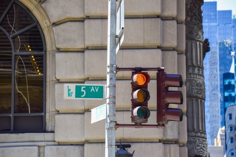 Fifth Avenue, New York City - Global Storybook