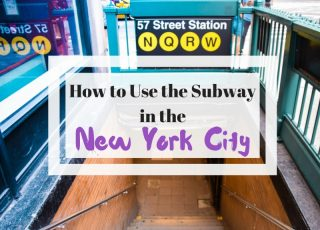 How to Use the Subway in the New York City - Global Storybook